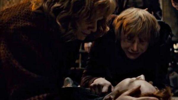 Molly Weasleys Worst Fear