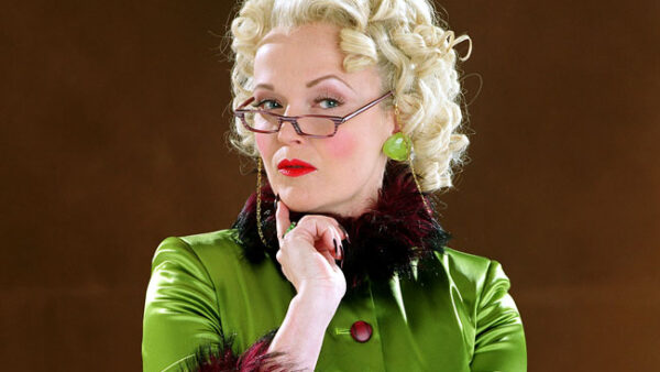 Rita Skeeter is an Animagus