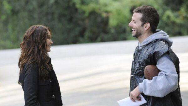 Bradley Cooper in Silver Linings Playbook 2012