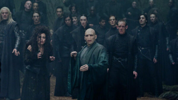 The Gaunts aka Lord Voldemorts Family