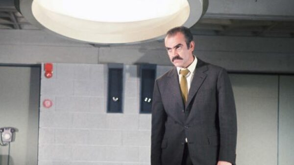 The Offence Sean Connery Movie