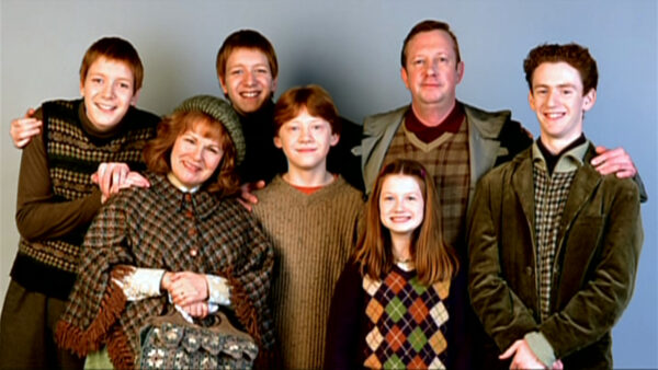 The Weasleys Meet the Dursleys