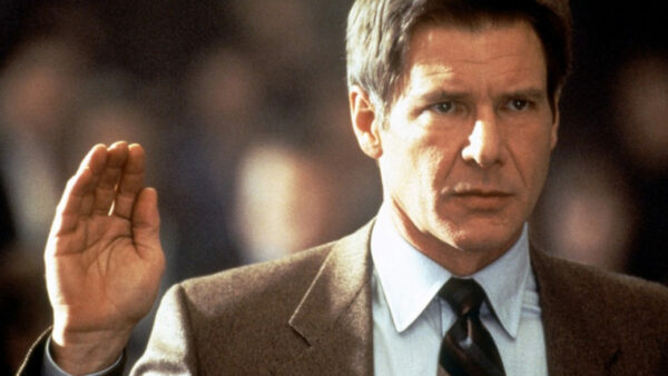 Harrison Ford Flick Clear and Present Danger 1994