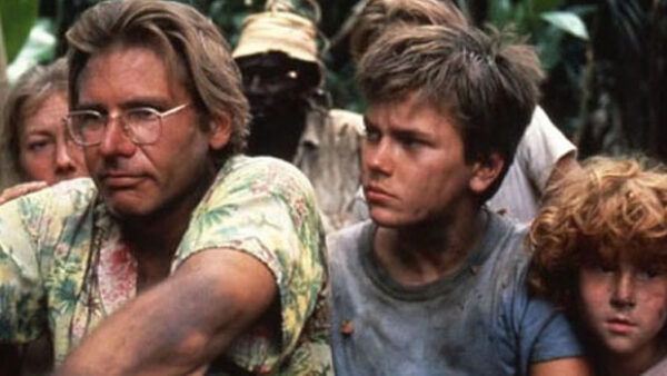 Harrison Ford Film The Mosquito Coast 1986
