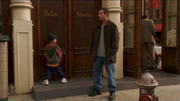 Adam Sandler film Big Daddy 1999