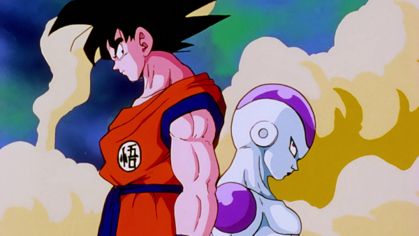Frieza Battled Goku for 19 Episodes
