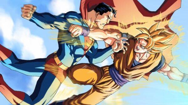 Goku Defeated Superman