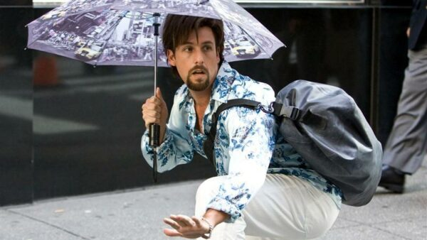Adam Sandler Flick You Don't Mess with the Zohan 2008