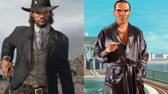 Why Red Dead Redemption 2 Doesn't Threaten GTA Online