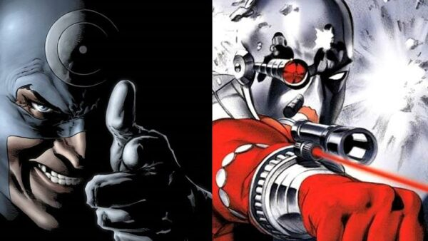 Marvel Characters Stolen from DC Comics Bullseye VS Deadshot