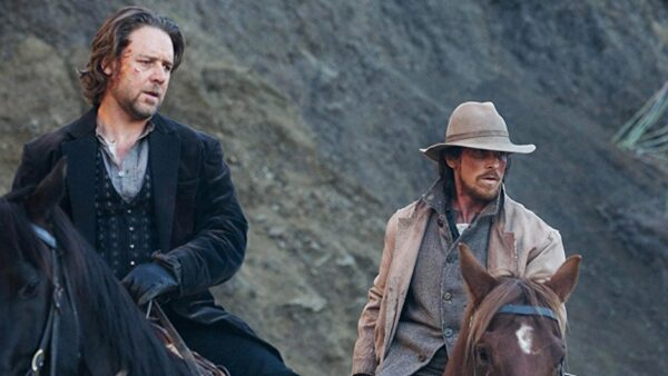 Russell Crowe Flick 3:10 to Yuma 2007