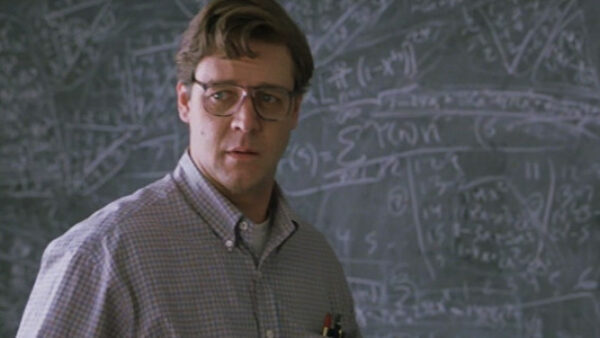 Russell Crowe Film A Beautiful Mind 2001