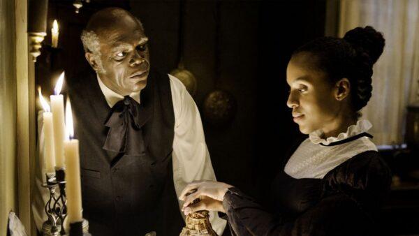 Samuel L Jackson in Django Unchained 2012
