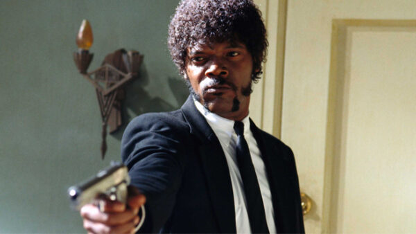Pulp Fiction 1994 Samuel Jackson