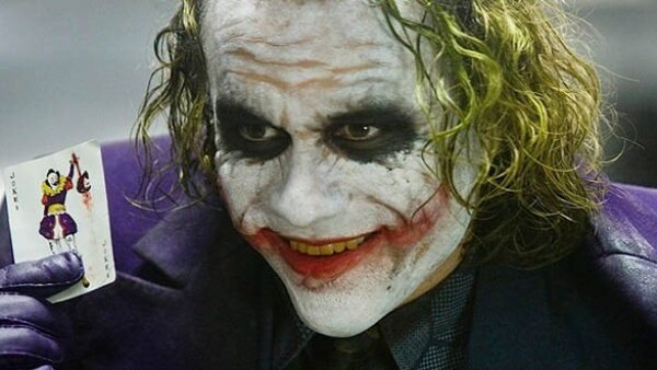 Heath Ledger Movie The Dark Knight 2008