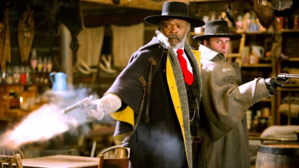 Samuel L Jackson Film The Hateful Eight 2015