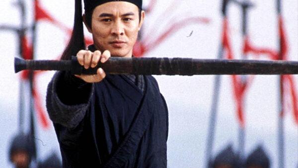 Jet Li in Hero 2002