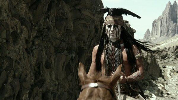 Johnny Depp The Lone Ranger