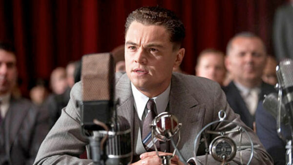 Leonardo DiCaprio as J. Edgar