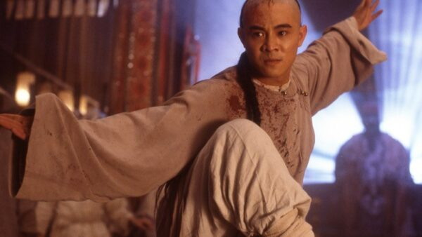 Jet Li Film Once Upon a Time in China II 1992