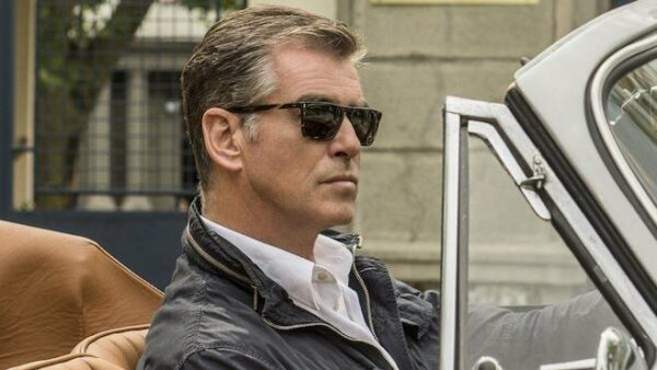 Best Pierce Brosnan Movie The November Man 2014