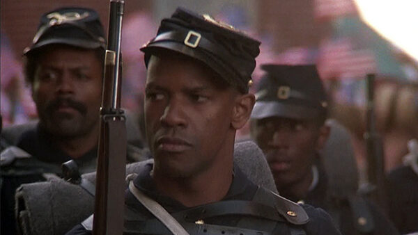 Denzel Washington Film Glory 1989