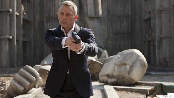 Daniel Craig Movie Skyfall 2012