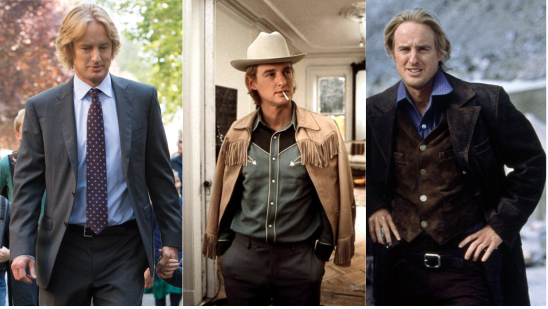 Best Owen Wilson Movies of All times