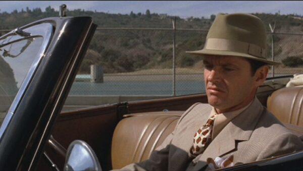 Jack Nicholson Film Chinatown 1974