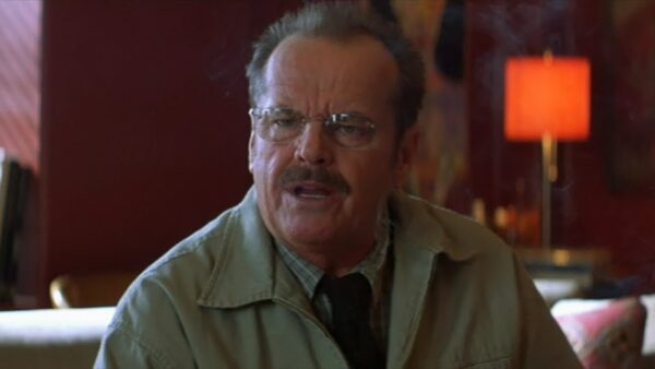 The Pledge 2001 Jack Nicholson