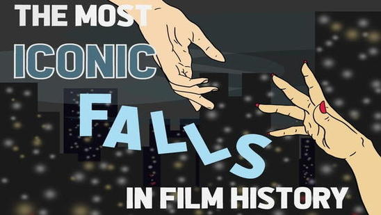 Fall Of Fame The Most Iconic Falls in Film History [Infographic]