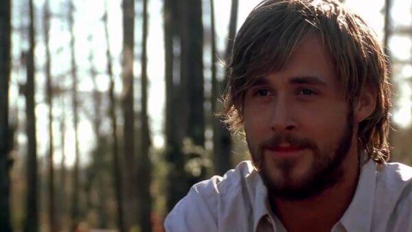 Ryan Gosling Movie The Notebook 2004
