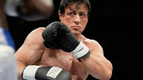 Sylvester Stallone Rocky Balboa