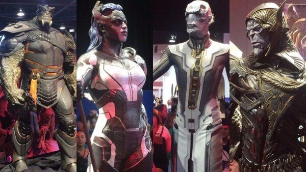 Avengers Infinity War Black Order