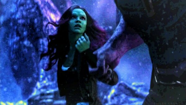 Gamora is Lady Death