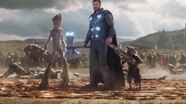 Stormbreaker avengers infinity war