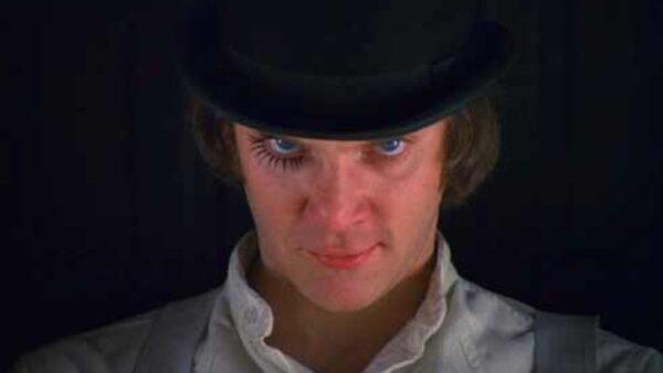 Alex DeLarge Malcolm McDowell