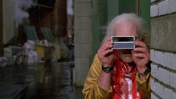 Back To The Future II 1989