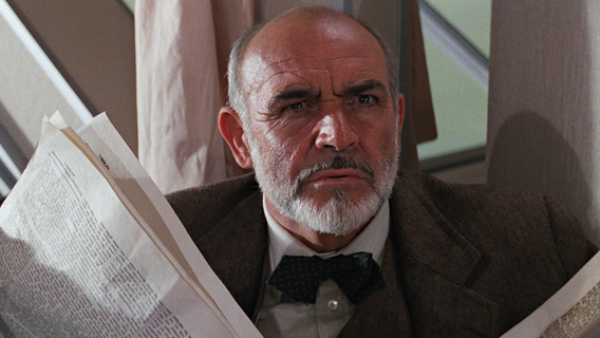 Henry Jones Sean Connery