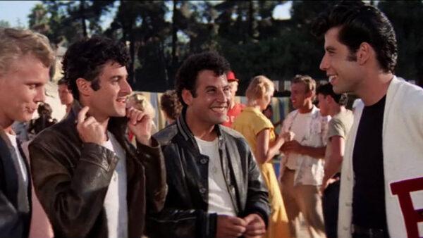 Grease 1978 John Travolta