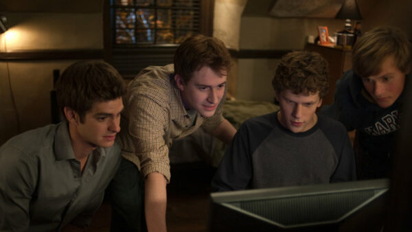 The Social Network movie for businessman