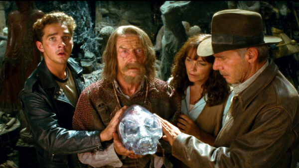 Indiana Jones and the Kingdom of the Crystal Skull 2008