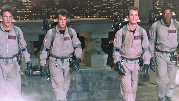 Bill Murray in Ghostbusters 1984