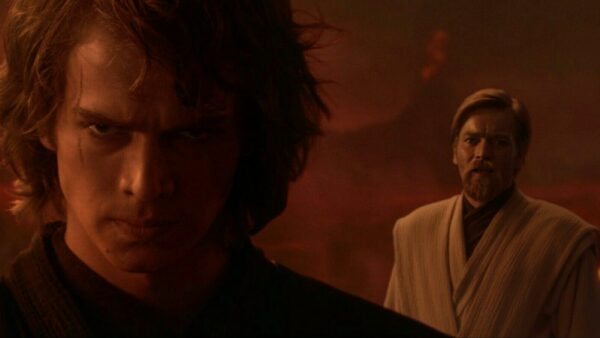 Anakin Skywalkers turn to the Dark Side Revenge of the Sith