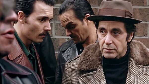 Betraying Who Trusted The Most Donnie Brasco