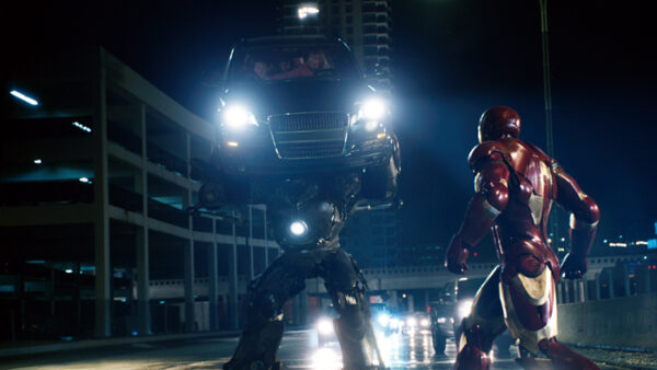 The Iron Monger Iron Man Movie