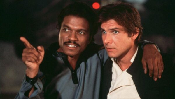 lando calrissian The Empire Strikes Back