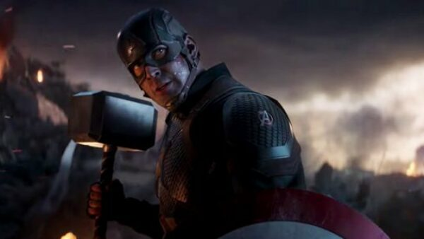 How Can Captain America pick up Thors Hammer