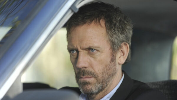 Hugh Laurie Dr Gregory House