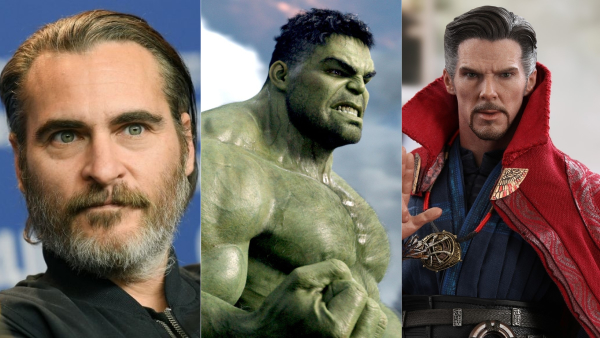 Joaquin Phoenix Said No to a Big Marvel Role